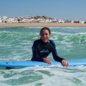 Surfkurs in Andalusien Conil El Palmar