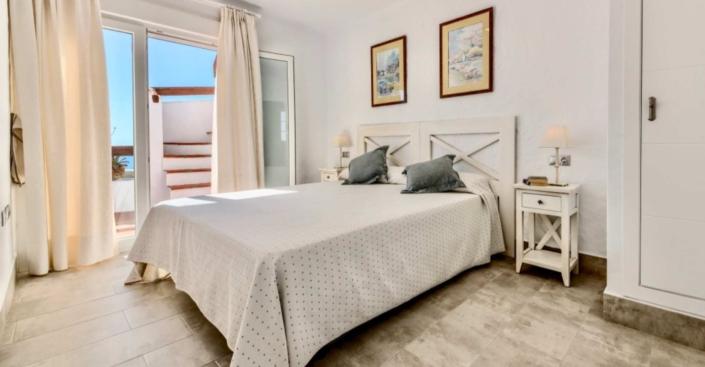 de luxe Unterkunft im Surfurlaub - Apartment