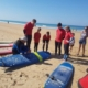 Familien Surfkurs in Conil El Palmar Andalusien