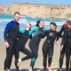 Wetsuit and Surf Material Rental Shop Surfschool