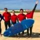 Surfboard Verleih Wellenreiten Conil El plamar