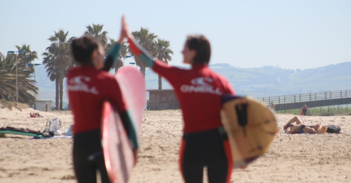 Surfen in Andalusien