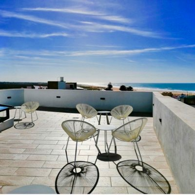 Surfhouse Conil El Palmar Andalusien