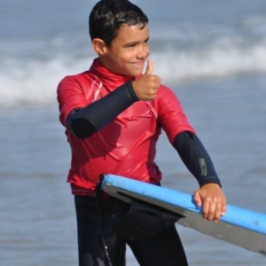 Surfkurs für Kinder in Conil El Palmar