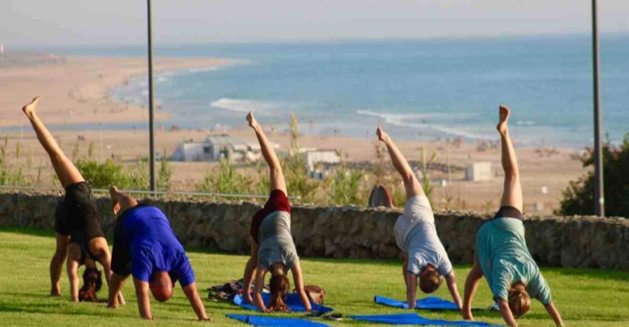 Yoga Kurs in Andalusien Conil
