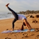 Yoga Kurs in Conil Andalusien