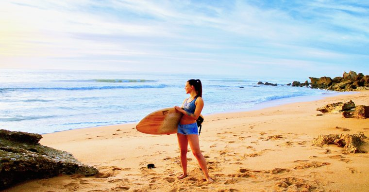 Yoga und Surf Retreat Conil