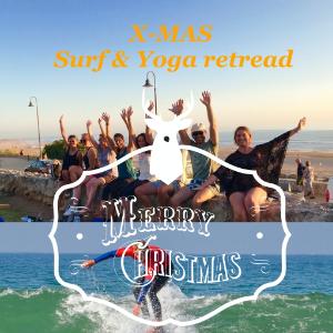 X-mas Weinhnachten Surfcamp Spanien Andalusien